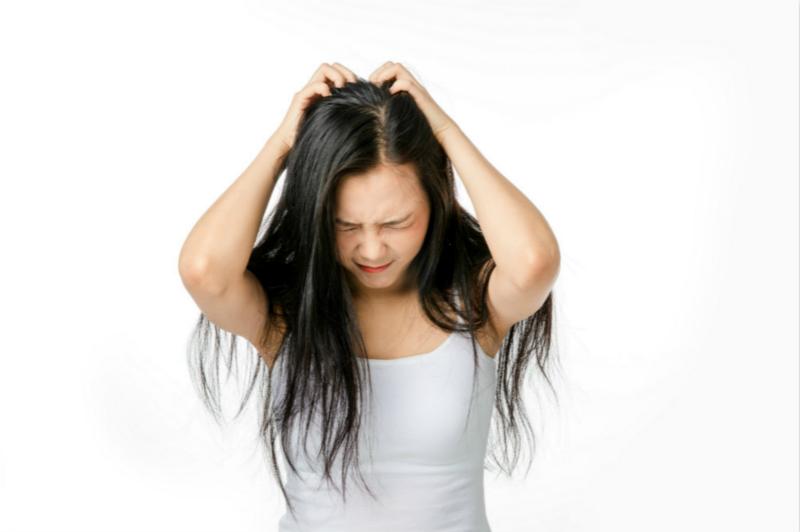 头发出油发痒的原因