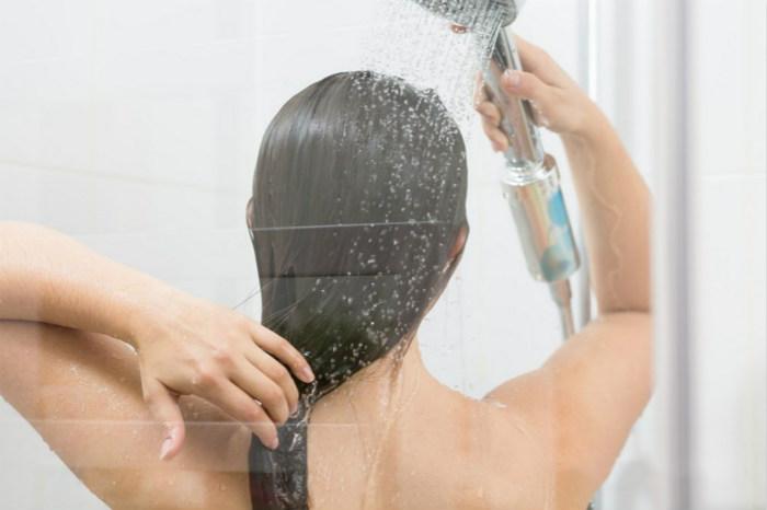 pH6.0弱酸水洗护头发