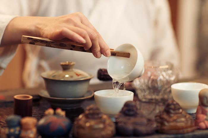还原水冲茶