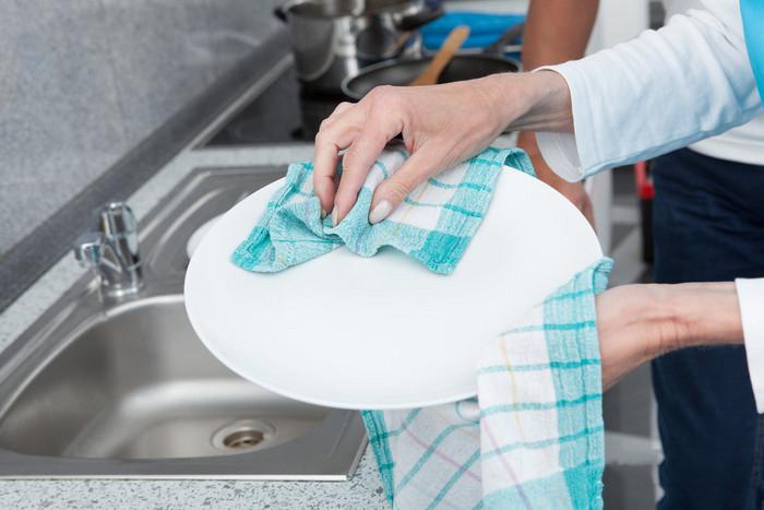 强还原水洗碗洗洗碗布