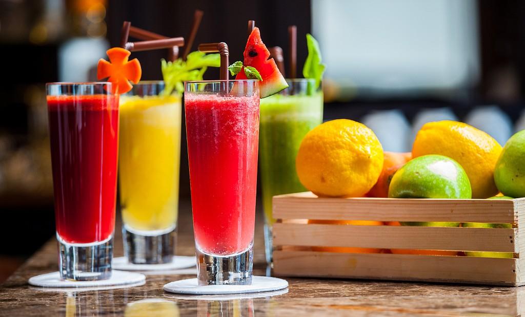 喝果汁对肝脏造成负担