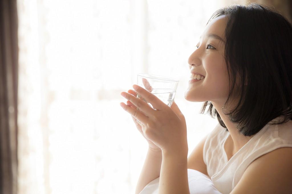 喝还原水有助于养肝护肝
